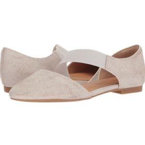 Corso Como Blaine Leather Ballet Flats